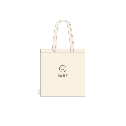 [정해인] SMILE ECO BAG