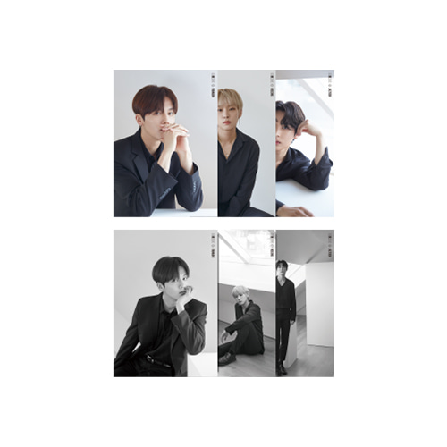 [SF9] UNIXERSE MINI POSTER SET