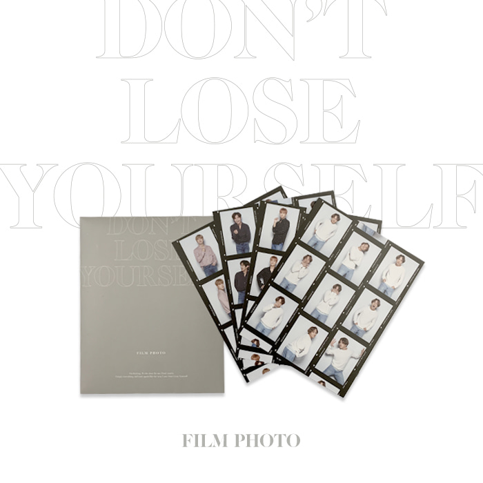[FTISLAND] DON'T LOSE YOURSELF FILM PHOTO