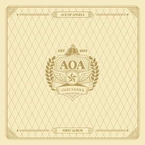 [AOA] AOA 1ST ALBUM [ANGEL'S KNOCK] A ver.