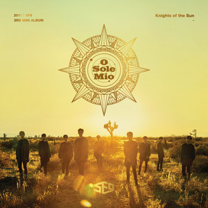 [SF9] SF9 3rd MINI ALBUM [Knights of the Sun]