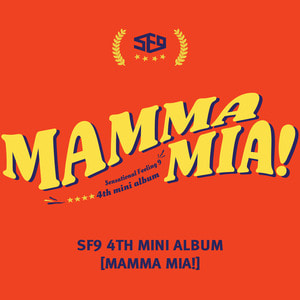 [SF9] SF9 4th Mini Album [MAMMA MIA!]