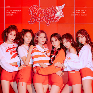 [AOA] AOA 5th Mini Album [BINGLE BANGLE] PLAY ver.