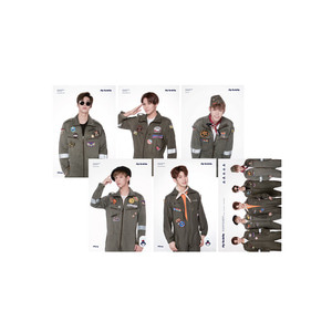 [N.Flying] Fly To N.Fia - POSTER SET