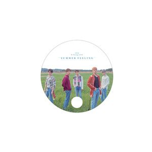 [N.Flying] SUMMER FEELING - CLEAR FAN