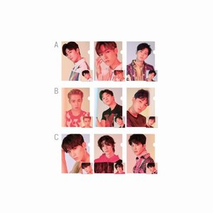 [SF9] SF9 L-HOLDER & STICKER SET
