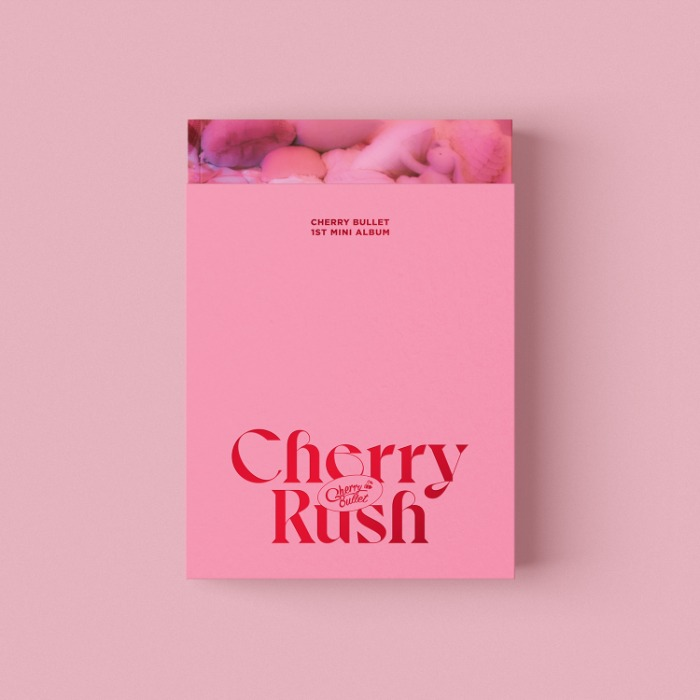 [특전제공] Cherry Bullet 1ST MINI ALBUM [Cherry Rush]
